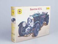 1/24 Assembly kit model Bentley 4.5 liters