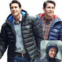 Steppjacke Herren Stepp-Jacke Winterjacke Übergangsjacke gesteppte Jacke Öko-Tex