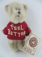 kleiner Feel Better Teddy The Boyds Collection LTD.