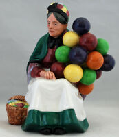 "Royal Doulton Figurine ""The Old Balloon Seller""-England HN 1315/w signature"