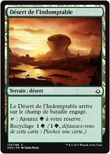 MTG Magic HOU - (x4) Desert of the Indomitable/Désert l'Indomptable, French/VF