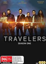 Travelers - Season 1 DVD [New/Sealed]
