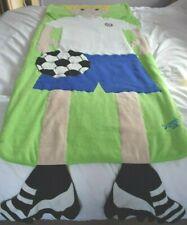 Footballer Snuggle Sac, sleeping bag