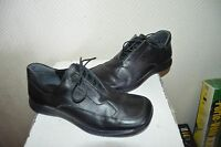 CHAUSSURE KENZO CUIR TAILLE 40 LEATHER SHOES SCHU/ZAPATO/SCARPA TBE