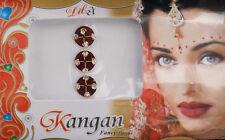 Bijoux de peau multicolore autocollant-bindi-Mariage oriental bollywood-1179