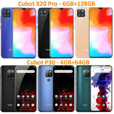 Cubot P30 / X20 Pro 64/128GB 6.3 Android 9.0 Octa Core 4 Cameras 4000mAh 2*SIM