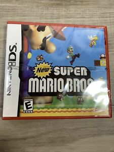 2006 New Super Mario Bros Nintendo DS Brand New Sealed *AUTHENTIC* Collectible
