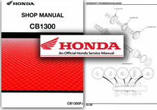 Honda CB1300 Service Workshop Repair Shop Manual CB 1300 F3
