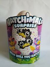 HATCHIMALS SURPRISE. WHO WILL YOU HATCH? 1 SET 5+ YEARS