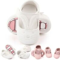 Baby Kids Girls Princess Sandals Sneakers Infant Soft Sole Crib Newborn Shoes US