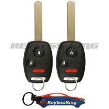 2 Replacement for Honda Ridgeline 2006 2007 2008 2009 2010 2011 12 13 14 Remote