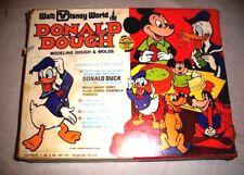GUC 1972 Vintage Walt Disney DONALD DUCK DOUGH Modeling KIT /Orig Colorful Box