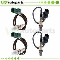 4pcs 2 Front & 2 Rear Air Fuel Ratio Sensor For 2004-2008 Nissan Maxima 3.5L