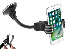 Uni Auto KFZ Halterung Klemme für Apple iPhone XS Max Halter Saugfu�Ÿ Holder