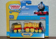 Thomas and Friends Take N Play: Molly with Tender, Diecast, 2010 RARE!