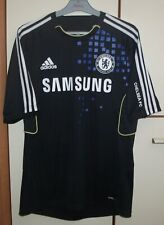 Chelsea training football soccer shirt jersey adidas size L