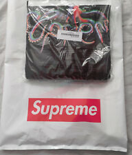 Supreme Tentacles Octopus T-Shirt | Black | XL