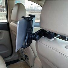 Adjustable 360 Ratating Car Seat Headrest Mount Holder For 7''~11'' Tablet iPad