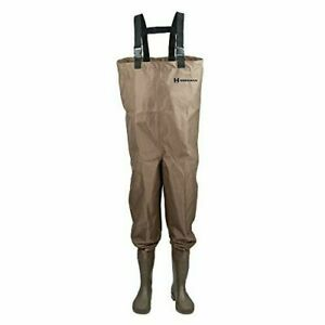 Mackenzie Cleat Chest Bootfoot Fishing/Hunting Waders Size - 9