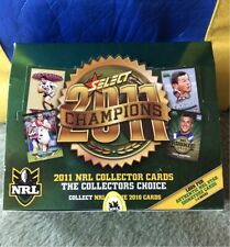NRL Trading Cards 2011