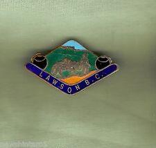 Lawn Bowls LAPEL PIN Player Team Club Group Champion Badge Gift Birthday Present