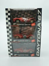 Ebond Set Models Ferrari 330 p4/Ferrari 412 P - 3pz. Brumm Scale 1:43 s026.