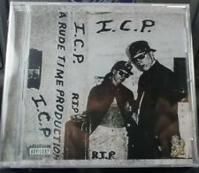 *SOLD OUT* NEW INSANE CLOWN POSSE INNER CITY INTELLIGENCE AND VIOLENCE CD ICP
