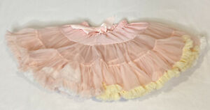 * Absolutely Beautiful TUTU Skirt from ANGEL'S FACE, 6-8Years, Chic Pale Pink  *