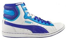 New Shoes PUMA First Round Patent Ladies Sneakers Trainers Leather