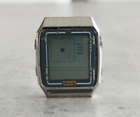 TIMEX Q LCA L CELL Mystery Illusion vintage LCD quartz watch head PARTS SPARES