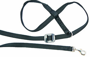 Gencon Clip To Collar Left Handed Black