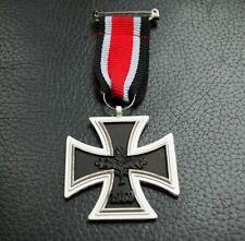 "GERMAN 15mm wide. WW 2 Iron Cross 2nd Class Ribbon x 6/"""