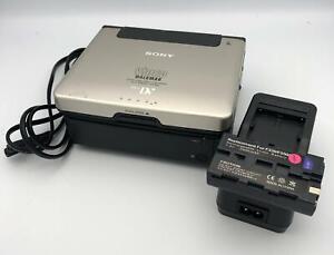 Sony GV-D900 Mini DV Walkman VCR Video Transfer - NTSC