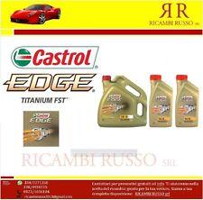 6 LITRI OLIO MOTORE CASTROL EDGE 5W30 FST TAGLIANDO BMW LONGLIFE 04 - VW 504.00