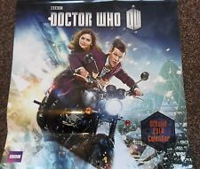 BBC Official Doctor Who 2014 Calendar Matt Smith 11th Time Lord Collectable FAB