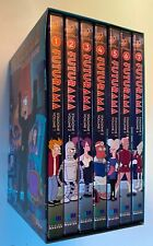 Futurama - BOXSET 7 DVD - Stagione 1 e 2
