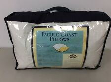 Pacific Coast Queen Size Luxury Pillow- Customer Return