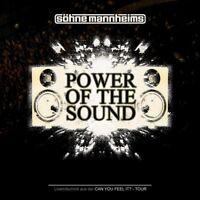 "SÖHNE MANNHEIMS ""POWER OF THE SOUND (LIVE)"" 2 CD NEU!!!"
