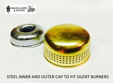 PRIMUS STOVE OPTIMUS STOVE INNER OUTER CAP FOR SILENT BURNERS PARAFFIN STOVE
