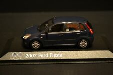 Ford Fiesta V 2002 Minichamps Ford Motor Co 100 Years diecast in scale 1/43