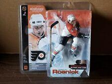 Mcfarlane Toys Nhl Jeremy Roenick Series 4 Philadelphia Flyers White Jersey