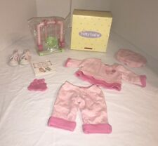 NEW in box American Girl Bitty Baby Playful Hearts Outfit Set Retired 2005