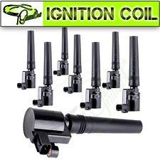 Set of 8 Ignition Coils For 00-06 Thunderbird Jaguar S-Type Lincoln LS V8 C1234