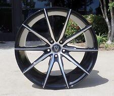 "20"" Marquee 1035 Wheels fits Lexus IS GS LS Infiniti G37 Nissan Mustang Jaguar"