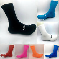 Unisex Cycling Socks Breathable Men/Women Sports Socks Outdoor Footwear 1Pair