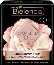 BIELENDA Camellia Oil krem przeciwzmarszczkowy/ Anti-wrinkle face cream 40+