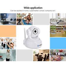 SUNLUXY HD H.264 Wireless Wifi 720P IP Camera ONVIF Indoor Security Night Vision