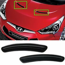Hood Scoop Bonnet Air Duct Garnish set For OEM Parts Hyundai 2011- Veloster