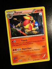 NM Pokemon PYROAR Card BLACK STAR PROMO Set XY26 Collection Box XY Holo TCG