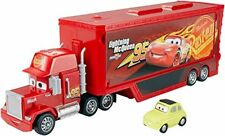 Mattel Disney Cars Cars 3 Reisetruck Mack Spielset Kinder Fahrzeug Spielzeug NEU